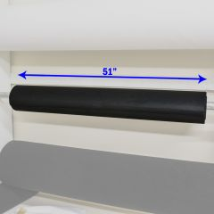 """50"""" - Velcro© Brand Wide Loop 3610 - Black 195872-3610"""