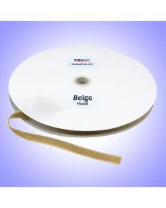 """5/8"""" - DuraGrip Brand Sew-On Loop - Beige DG58BGLS"""