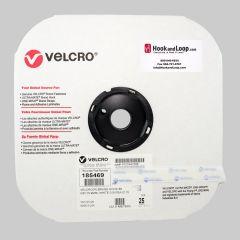 "5/8"" - Velcro® brand Pressure Sensitive Adhesive Hook: Rubber - White 185469"