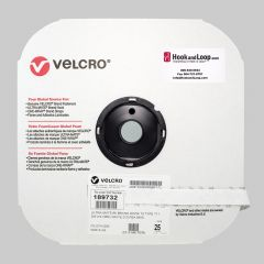 "3/4"" - Velcro® brand Ultra-Mate® Hook 711 Pressure Sensitive Adhesive HTH: Rubber - White 189732"