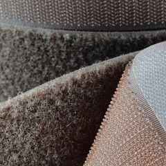 """1"""" - DuraGrip brand Peel & Stick Loop: Rubber - Brown DG10BRLR"""