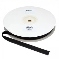 "Duragrip 1"" Black Hook Acrylic"