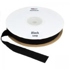 "Duragrip 1.5"" Black Loop Acrylic"