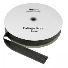 "1.5"" - DuraGrip Brand Sew-On Loop - Foliage Green DG15FGLS"