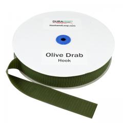 "1.5"" - DuraGrip Brand Sew-On Hook - Olive Drab DG15ODHS"