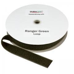 "1.5"" - DuraGrip brand Sew-On Loop - Ranger Green DG15RGLS"