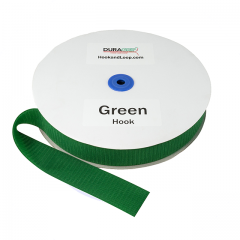 "2"" - DuraGrip Brand Sew-On Hook - Kelly Green DG20GRHS"