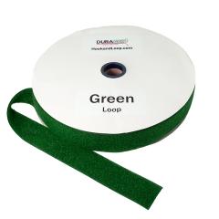 """2"""" - DuraGrip Brand Sew-On Loop - Kelly Green DG20GRLS"""