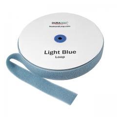 "2"" - DuraGrip Brand Sew-On Loop - Light Blue DG20LBLS"