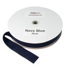 "2"" - DuraGrip Brand Sew-On Hook - Navy Blue DG20NBHS"
