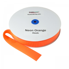 """2"""" - DuraGrip Brand Sew-On Hook - Neon Orange DG20NOHS"""