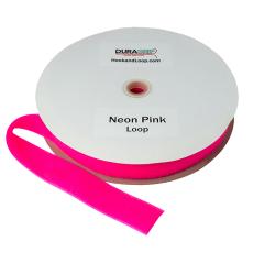 """2"""" - DuraGrip Brand Sew-On Loop - Neon Pink DG20NPLS"""