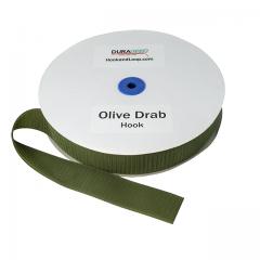 "2"" - DuraGrip Brand Sew-On Hook - Olive Drab DG20ODHS"