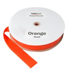 """2"""" - DuraGrip Brand Sew-On Hook - Orange DG20ORHS"""