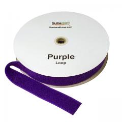 "2"" - DuraGrip brand Sew-On Loop - Purple DG20PULS"