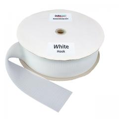 "3"" - DuraGrip brand Sew-On Hook - White DG30WHHS"