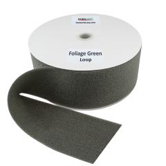 "4"" - DuraGrip Brand Sew-On Loop - Foliage Green DG40FGLS"