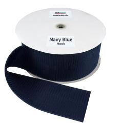 "4"" - DuraGrip Brand Sew-On Hook - Navy Blue DG40NBHS"