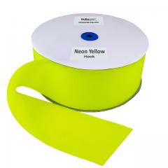 "4"" - DuraGrip Brand Sew-On Hook - Neon Yellow DG40NYHS"