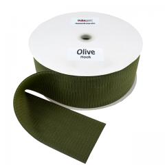 "4"" - DuraGrip Brand Sew-On Hook - Olive Drab DG40ODHS"
