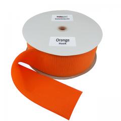 """4"""" - DuraGrip Brand Sew-On Hook - Orange DG40ORHS"""