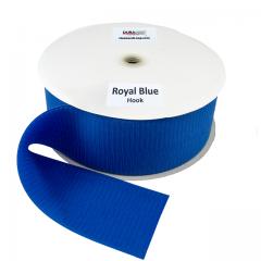 """4"""" - DuraGrip Brand Sew-On Hook - Royal Blue DG40RBHS"""