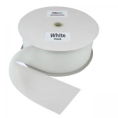 "4"" - DuraGrip brand Sew-On Hook - White DG40WHHS"