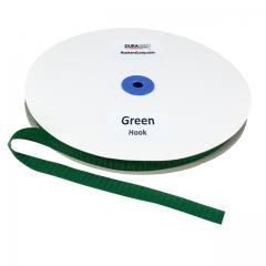 "5/8"" - DuraGrip Brand Sew-On Hook - Kelly Green DG58GRHS"