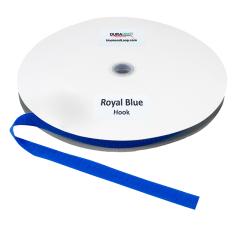 """5/8"""" DuraGrip brand Sew-On Hook - Royal Blue DG58RBHS"""