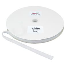 """5/8"""" DuraGrip brand Sew-On Loop - White DG58WHLS"""