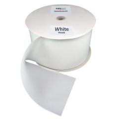 "6"" - DuraGrip brand Sew-On Hook - White DG60WHHS"