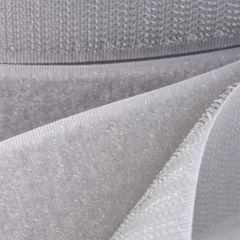 "1.5"" - DuraGrip brand Peel & Stick Loop: Rubber - Light Gray DG15LGLPSR"