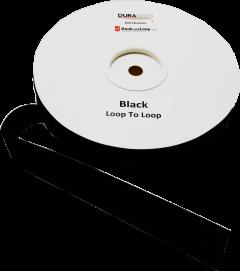 """2"""" Black Loop To Loop"""