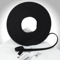 "3/4"" - Velcro® brand One-Wrap® - Black 189645"