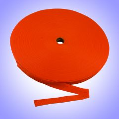 "2""  - DuraGrip brand Lightweight Polypropylene Webbing - Orange DG20ORWEBB-LW"