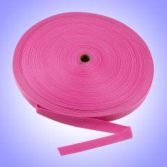 "1""  - DuraGrip brand Lightweight Polypropylene Webbing - Pink DG10PKWEBB-LW"