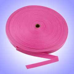 "1.5""  - DuraGrip brand Lightweight Polypropylene Webbing - Pink DG15PKWEBB-LW"