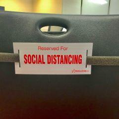 Social Distancing Strap-Ranger Green