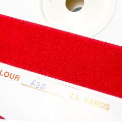 "1.5"" - DuraGrip brand Peel & Stick Loop: Rubber - Red DG15RDLR"