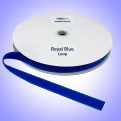 """1"""" - DuraGrip brand Sew-On Loop - Royal Blue DG10RBLS"""