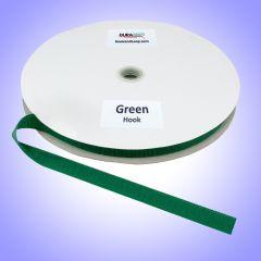 "3/4"" - DuraGrip Brand Sew-On Hook - Kelly Green DG34GRHS"