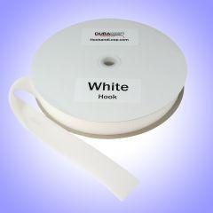 Duragrip White Hook Polyester Sew On