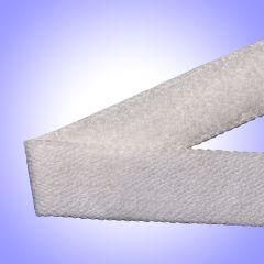 "1"" - VELCRO® brand VELSTRETCH® Stretch Loop - White 173532"