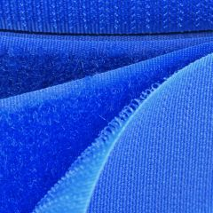 "1"" - DuraGrip brand Peel & Stick Loop: Rubber - Royal Blue DG10RBLR"