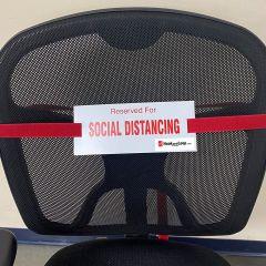 Social Distancing Strap