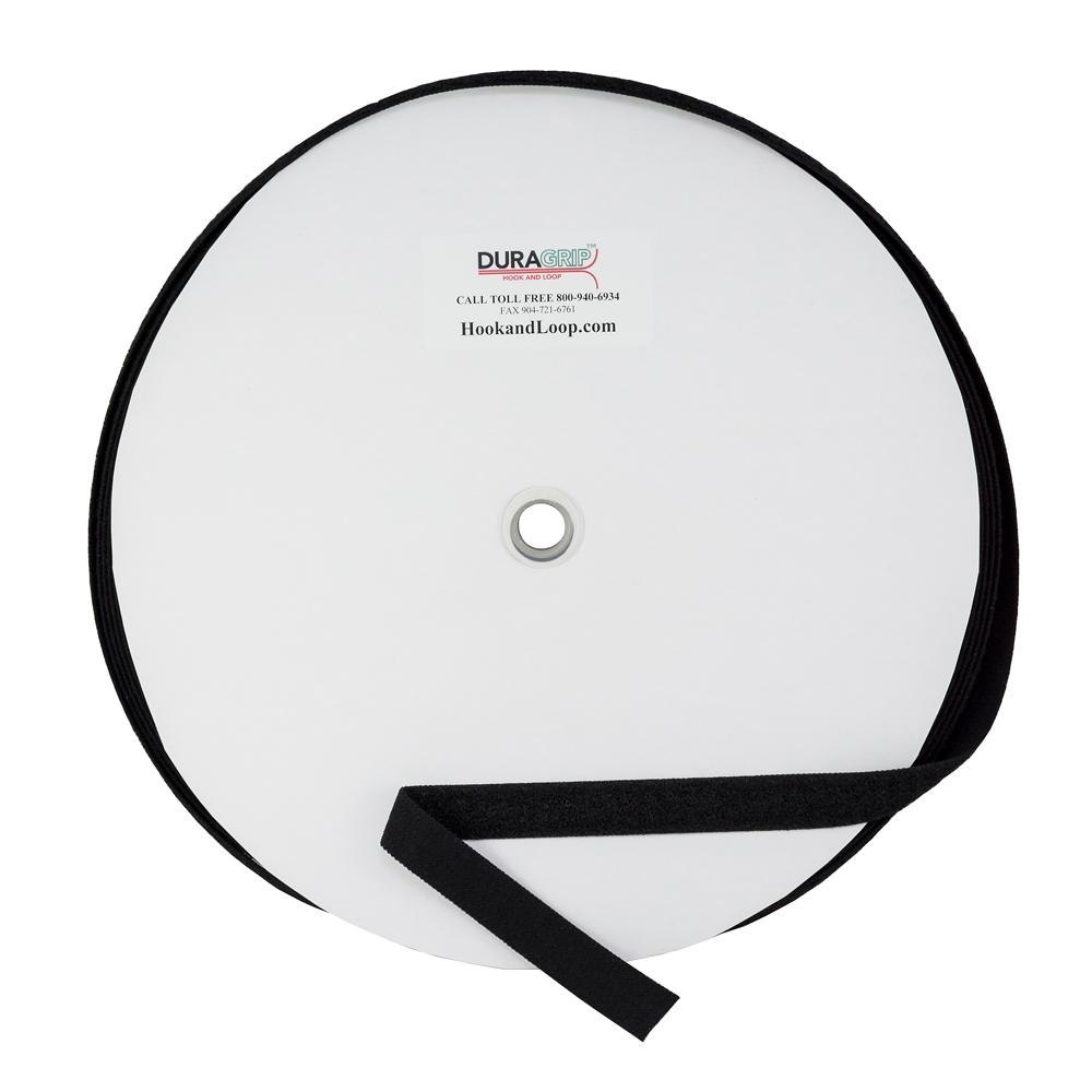 """1.5"""" - DuraGrip brand Stretch Loop - Black DG15BLLST"""