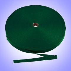 "1.5""  - DuraGrip brand Lightweight Polypropylene Webbing - Teal DG15TLWEBB-LW"