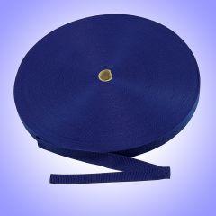 "2""  - DuraGrip brand Lightweight Polypropylene Webbing - Royal Blue DG20RBWEBB-LW"