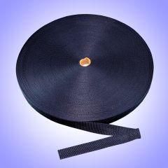 "1"" - DuraGrip brand Heavyweight Polypropylene Webbing - Navy Blue DG10NBWEBB-HW"