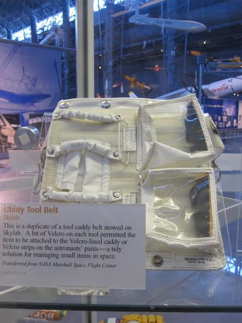 Velcro® brand Fasteners and NASA